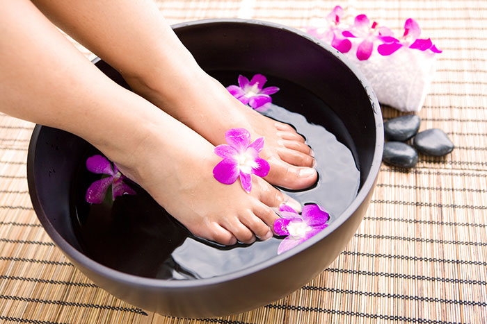Treat your feet