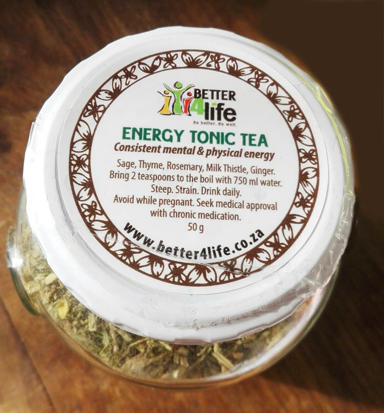 Better4life Energy Tonic Tea