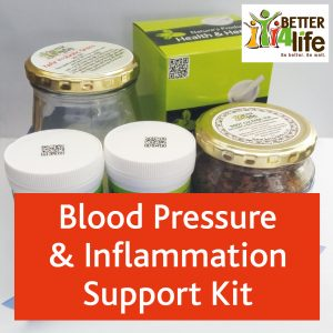 B4L blood pressure inflammation kit