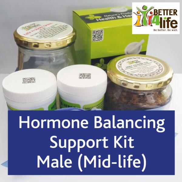 B4L Hormone Midlife Male kit