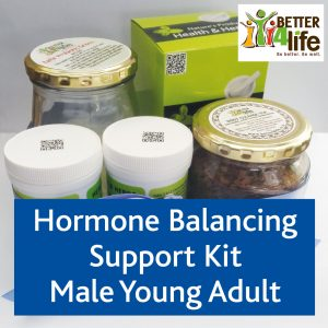 B4L Hormone Young Adult Male