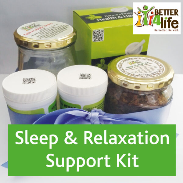 B4L sleep relax kit