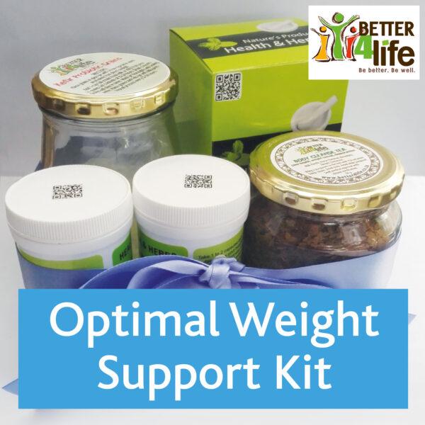 B4L weight kit