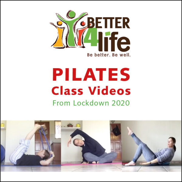 Pilates videos DVD