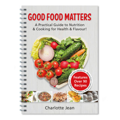 Good Food Matters Book