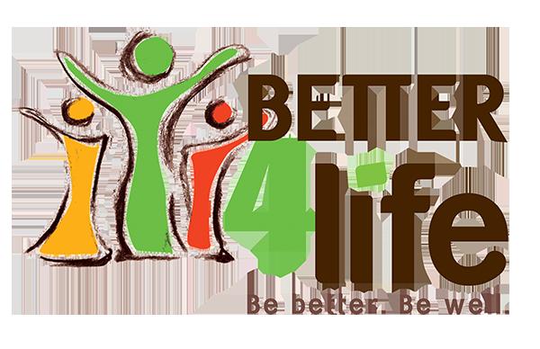 Better4Life Logo